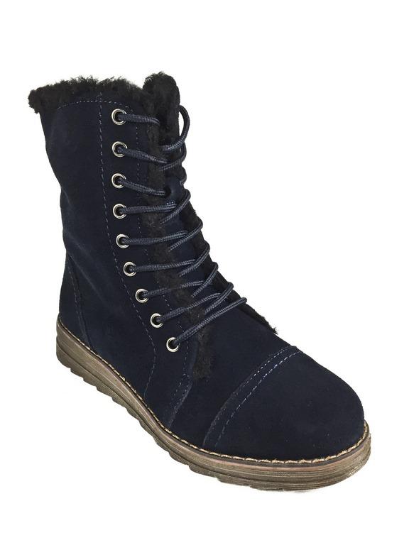Ботинки женские 18-42-02G MakFine