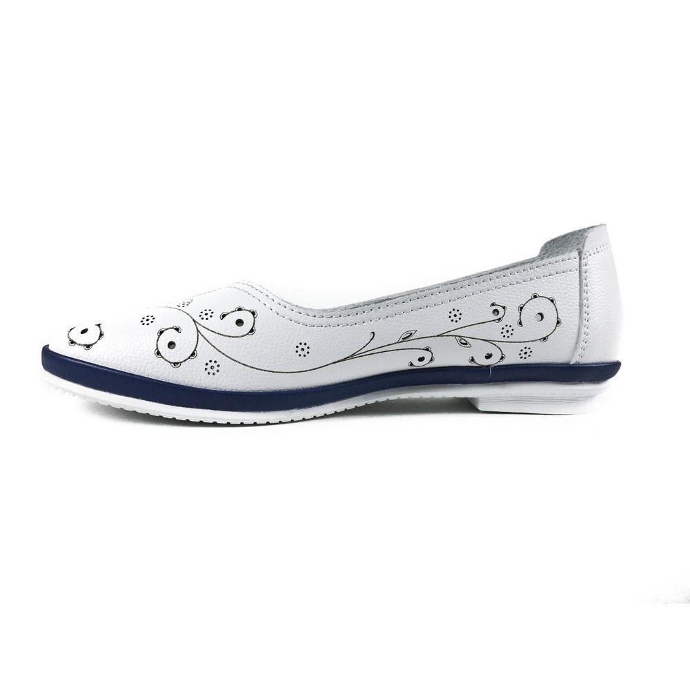 Туфли женские 28-73-02B MakFine