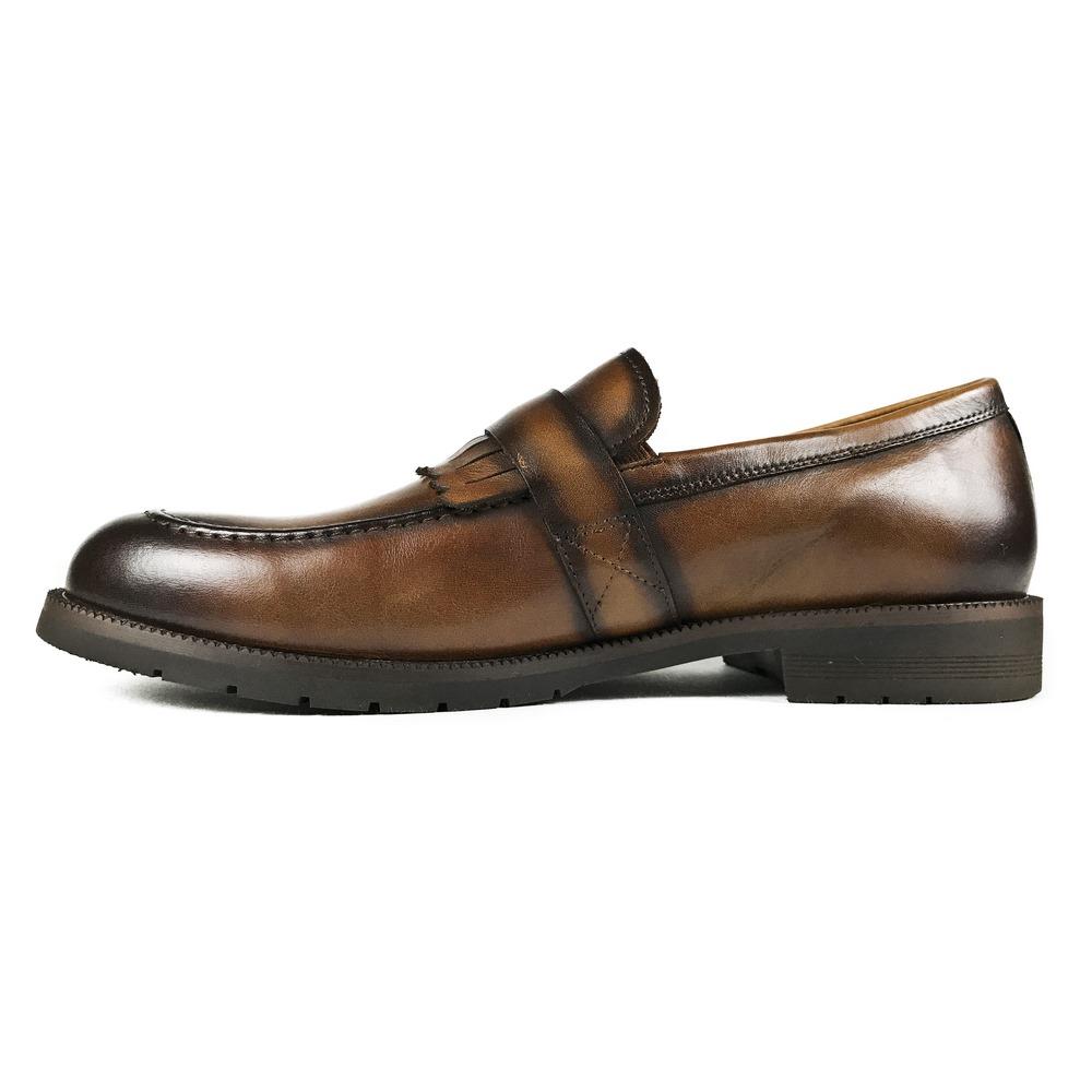 Туфли мужские 8070D07-DX09-T2840 Roscote