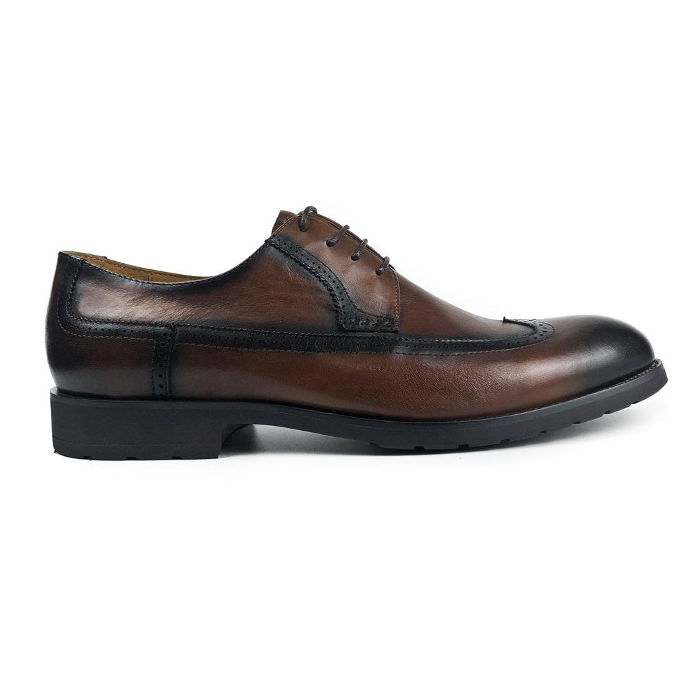 Туфли мужские 738D32-DX09-T2811 Roscote