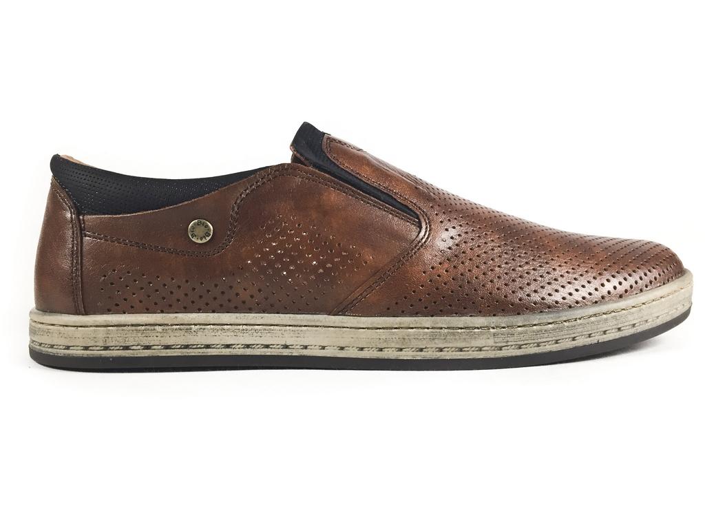 Туфли мужские A18/654 BastoM