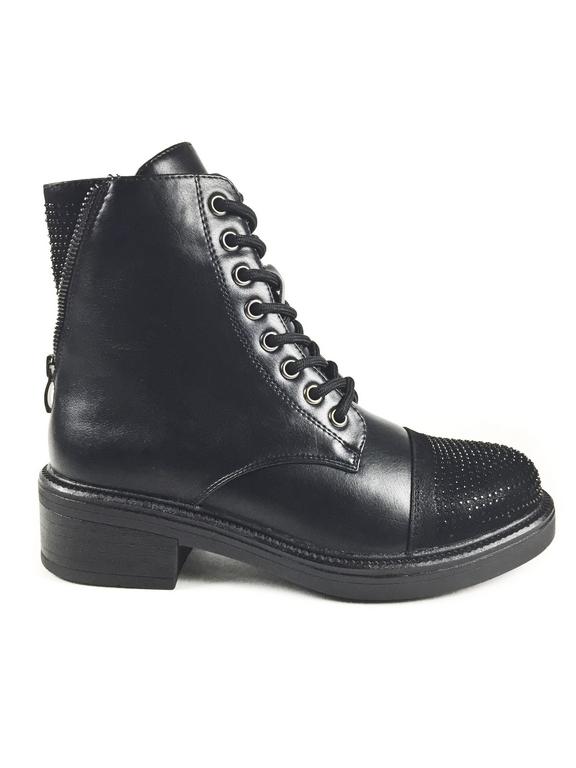 Ботинки женские BK056-010 Fassen