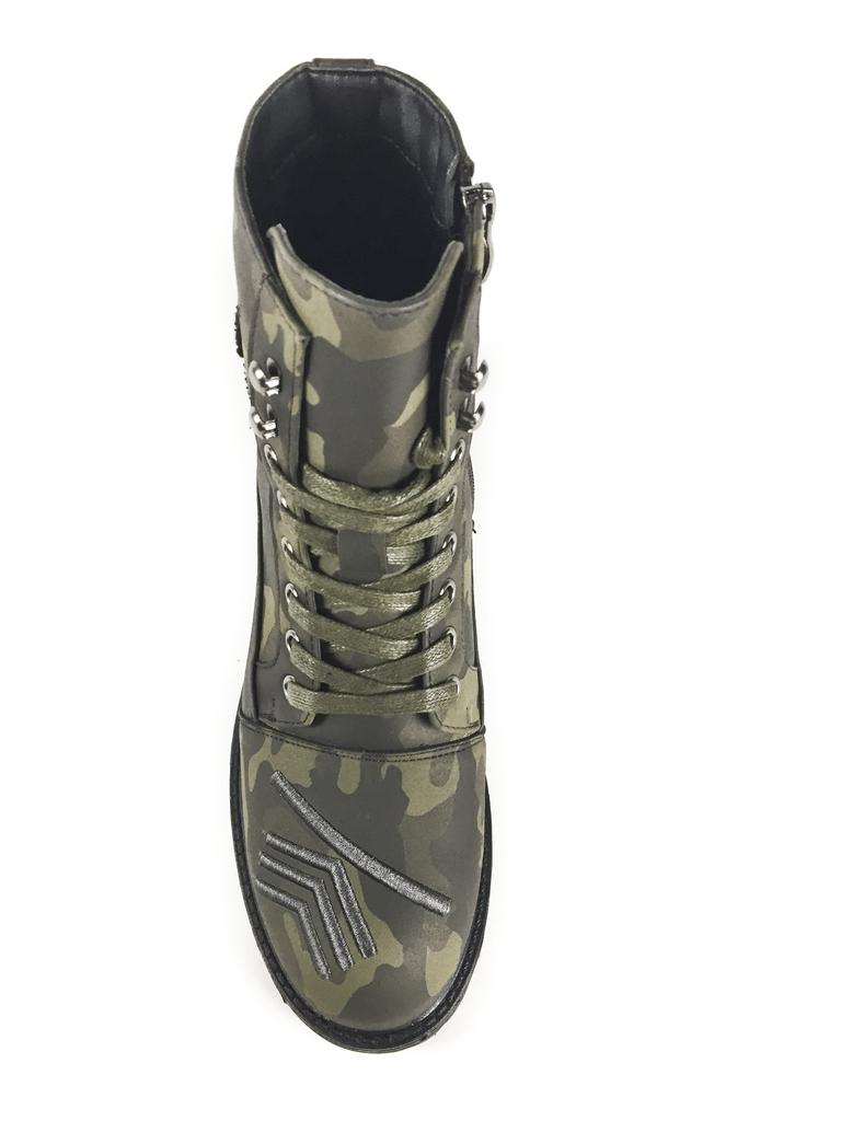 Ботинки женские BK058-021 Fassen