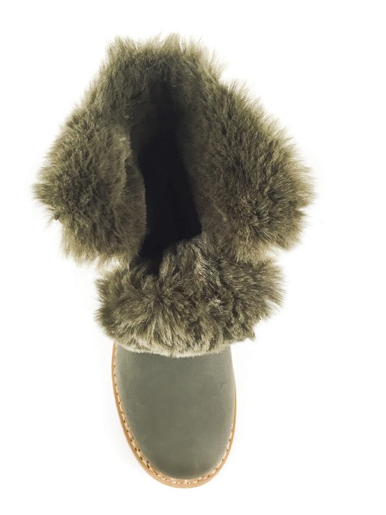 Ботинки женские NH018-010 Fassen