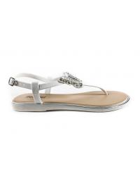 Босоножки женские 0099-181 white GLAMforever
