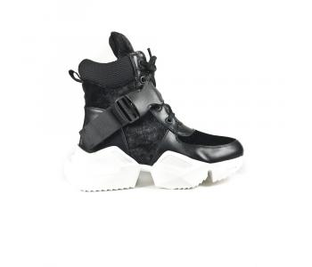 Ботинки женские J724-B202 TimeLover